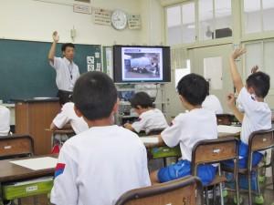 エコ教室授業2