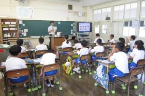 エコ教室授業1