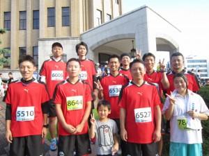 増田喜 福井マラソン1