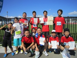 増田喜 福井マラソン3